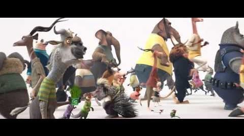Зверополис - первый трейлер
