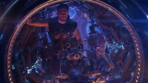 Мстители Война бесконечности – К этому всё шло