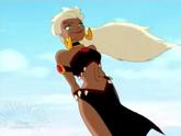 34- Queen La, Evily happy