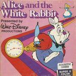 Alice and white rabbit super 8