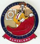 Barcelona Pin