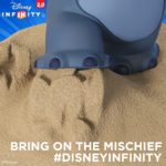 Disney INFINITY Stitch teaser