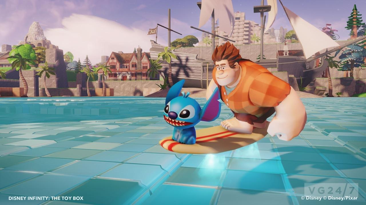 Wreck it ralph disney infinity wiki fandom powered by - Disney Infinity Toybox Worldcreation 9 Jpeg