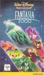 Fantasia 2000 Brazil VHS