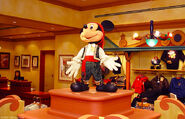 Figaro's Clothiers Mickey