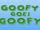 Goofy Goes Goofy