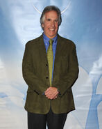 Henry Winkler NBCUniversal Winter TCA Party