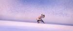 Judy berhasil melewati tembok es 2