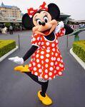 Minnie Mouse Tokyo Disneyland