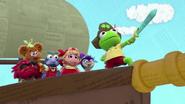 Muppet Pirate Shanty