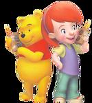 Pooh darbywalkie