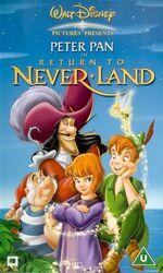 Return to Neverland uk vhs