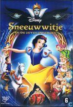 Snow White and the Seven Dwarfs 2014 Dutch DVD