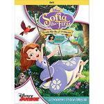 Sofia the First Ready to be a Princess DVD