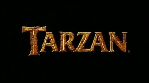 Tarzan - 1999 Theatrical Trailer 1