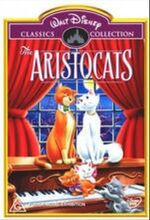 The Aristocats 2001 AUS DVD First