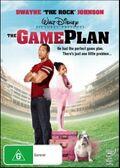 The Game Plan 2008 AUS DVD