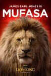 The Lion King (2019) - Mufasa