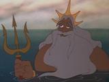 El Tridente del Rey Tritón