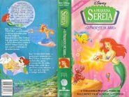 VHS - A Pequena Sereia Series - O Presente de Ariel