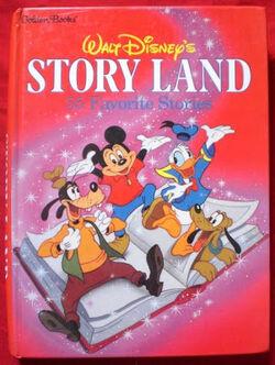 Walt disneys story land revised