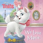 WeLoveMarie DisneyTailsBook