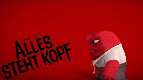 ALLES STEHT KOPF – Nerv Nicht! - Ab 01.10.2015 im Kino – Disney HD