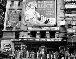 Alice in Wonderland 1951 premiere