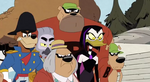 Angry Villains