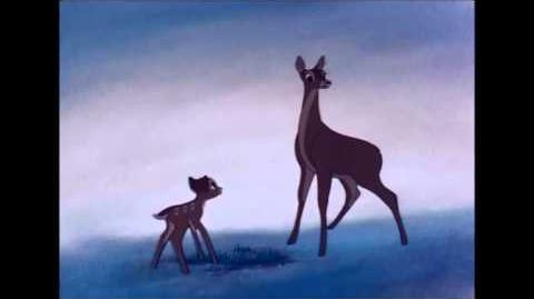 Bambi's moeder