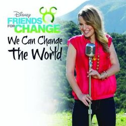 Disney We Can Change the World cover