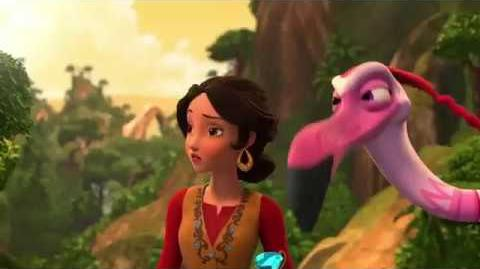If You Just Keep Moving On l Elena of Avalor l HD