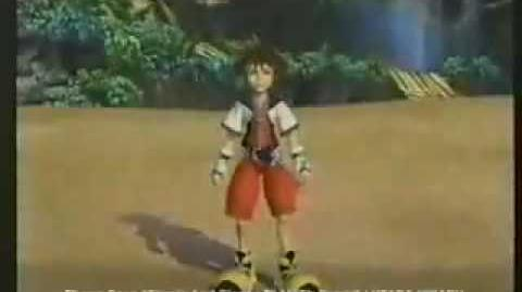 Kingdom Hearts Commercial