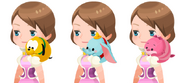 Kingdom Hearts Tsum Tsum Outfit Accessory 1