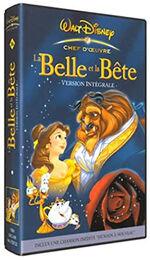 La Belle et la Bête 23 octobre 2002 VHS