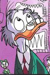 Ludwig Von Drake in Dangerous Currency