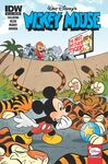 MickeyMouse issue 312 subscriber cover