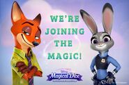 Nick and Judy DMD Promo