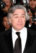 Robert De Niro 65th Cannes Fest