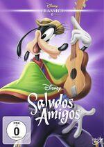 Saludos Amigos 2017 Germany DVD