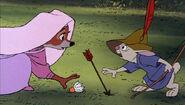 Skippy y Lady Marian