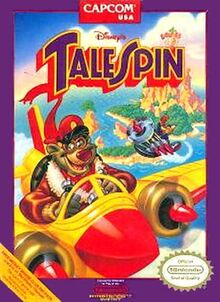 TaleSpin NES