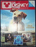 TheDisneyChannelMagazineApril1984