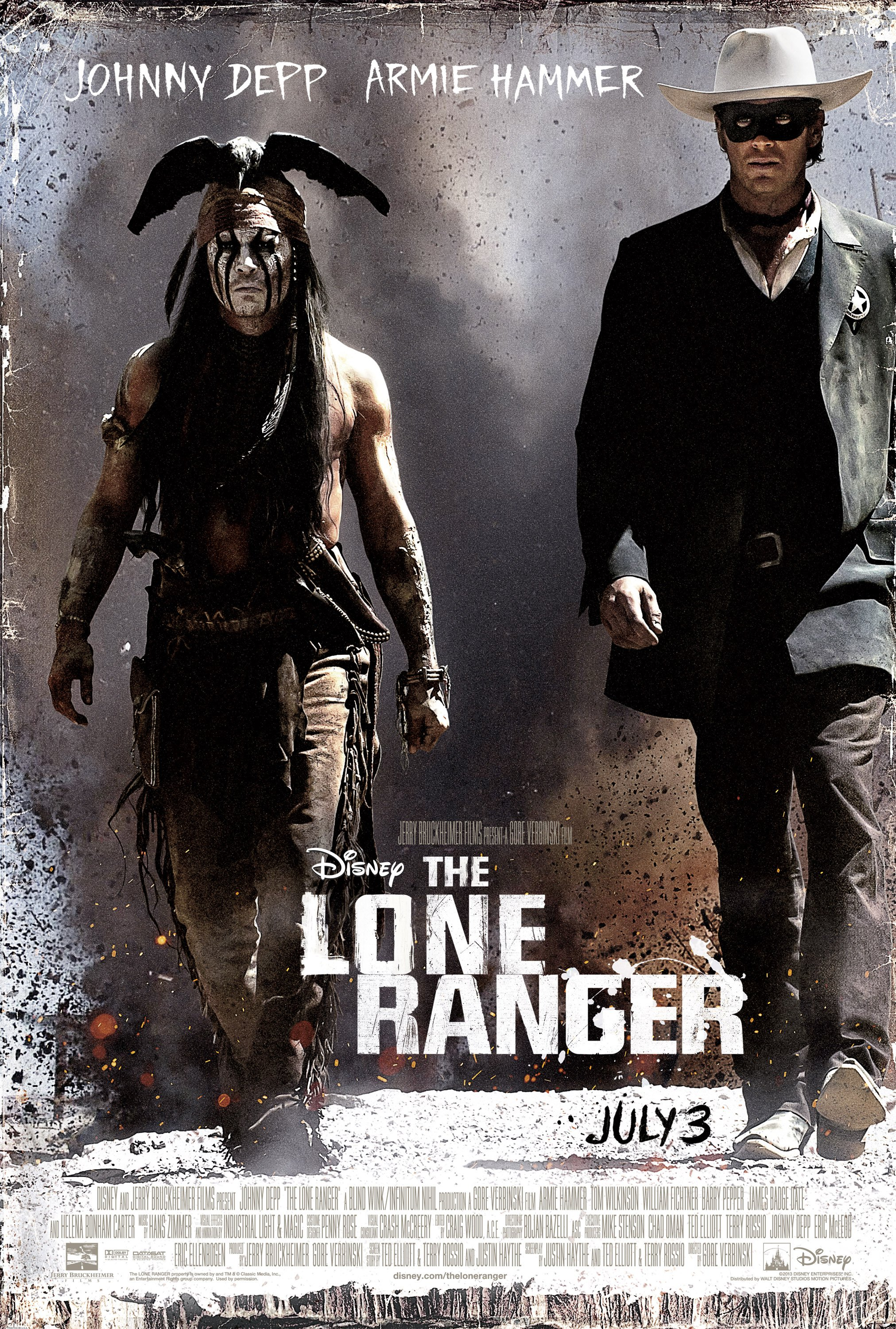 The Lone Ranger & The Lone Ranger | Disney Wiki | FANDOM powered by Wikia