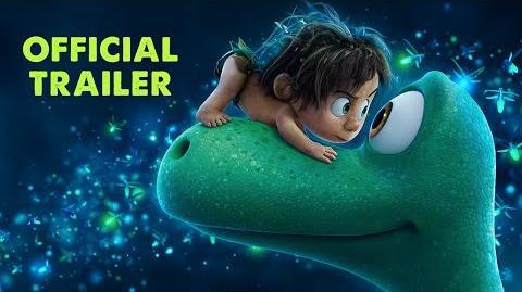 The Good Dinosaur Official US Trailer 2