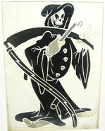 The Grim Reaper Disney Design