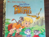The Rescuers Down Under (Little Golden Book)