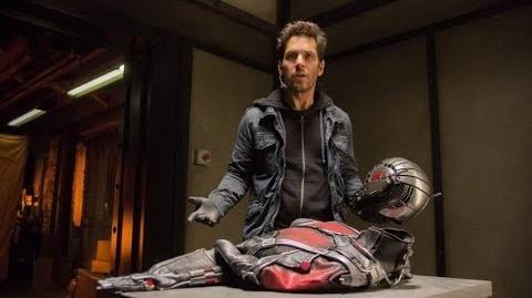 Ant-Man - Traileri 2 - elokuvateattereissa 22.7.