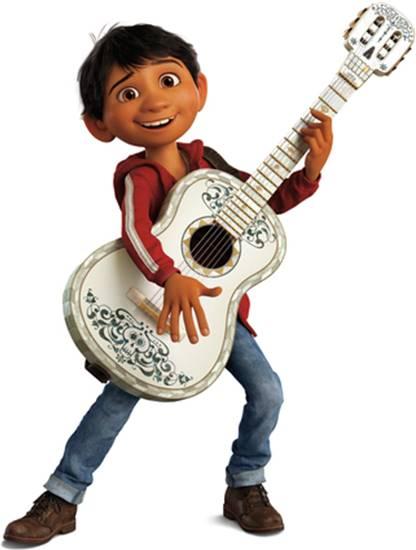Image - Coco Miguel with guitar render.jpg   Disney Wiki ...