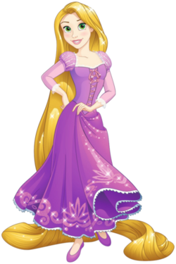 Disney Princess Rapunzel 2016